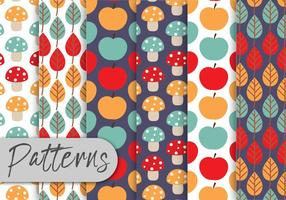 Forest Fun Pattern Set