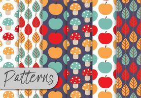 Forest Fun Pattern Set