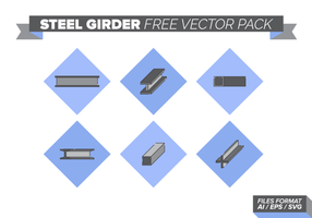 Steel Girder Free Vector Pack