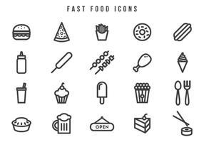 Gratis Fast Food Vectors