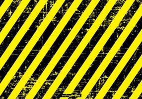 Grunge Danger/Caution Background