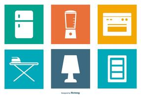 Home Elements Icon Collection