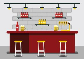 Bar Illustration