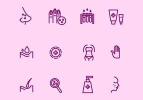 Iconos de Dermatología