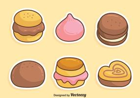 Sweet Cake Bakery Vector