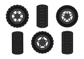 Offroad vector set
