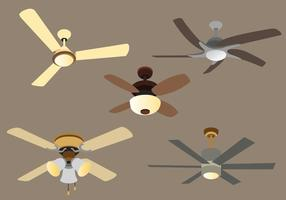 Ceiling Fan Vector Pack