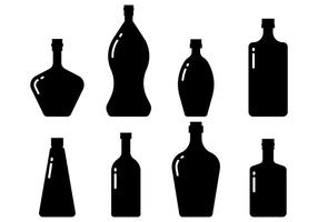 Decanter Vector Icons