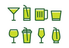 Mocktail Icon Pack