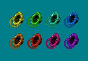 Metall Eyelet Free Vector