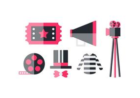 Free Outstanding Silent Film Vector
