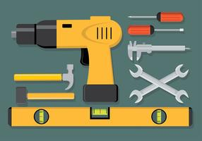 Outils Free Vector