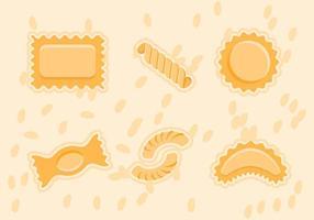 Free Delicious Pasta Vectors