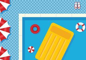 Innertube piscine logo libre