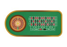 Gratis Amerikaanse Roulette Table