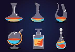Decanter Vector Pack