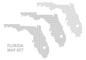 Florida-map-vector