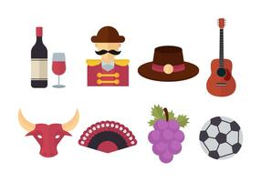 Free Spain Vector Icons
