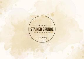 Stained Grunge Background vector