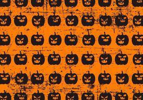 Sfondo carino grunge di Halloween
