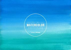 Beautiful Hand Painted Vector Background