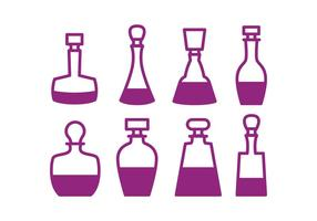 Decanter Icons
