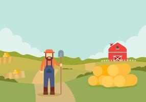 Vrijstaande Boerenvectoren