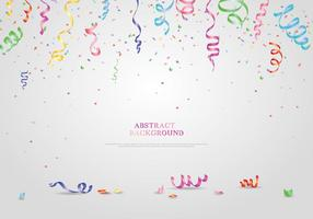 Colorful Serpentine Background vector