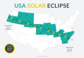Us-solar-eclipse-path-map-vector