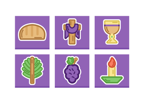 Lent-free-vector-pack