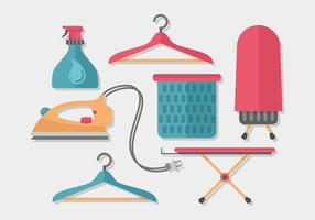 Ironing Board Vector Pack