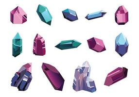 Quartz pack vector