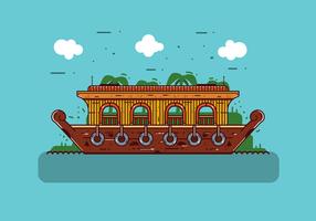 Vector libre de Kerala