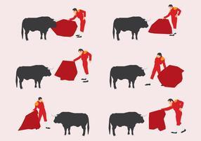 Stierenvechten Set