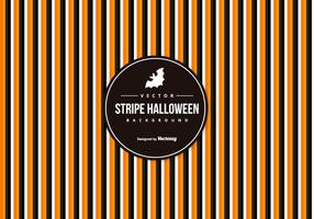 Halloween Stripes Background