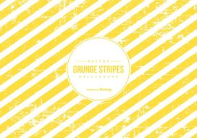 Grunge Yellow Stripes Background vector