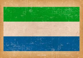 Grung Flag of Sierra Leone