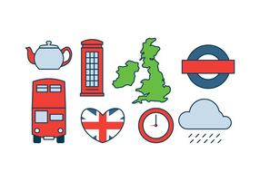 Britse Icon Pack