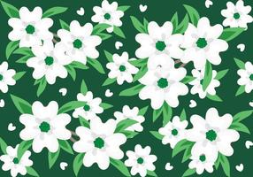 Flower-pattern-vector