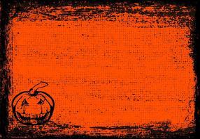 Griezelige Grunge Halloween Achtergrond