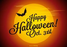 Fondo del feliz Halloween