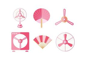 Free Outstanding Fan Vectors