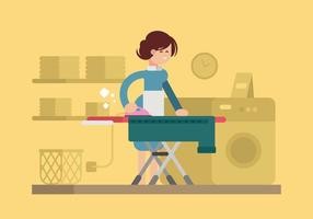 Ironing Board Illustration