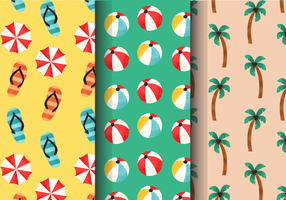 Free Vintage Summer Holiday Patterns
