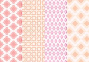 Vector Delicate Patterns Set