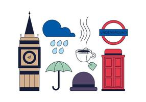 Gratis London Vector