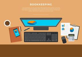 Bookkeeping Free Vector