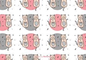 Colorful Cat Pattern