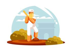 Sport Player Vector
