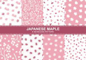 Japanese Maple Patterns